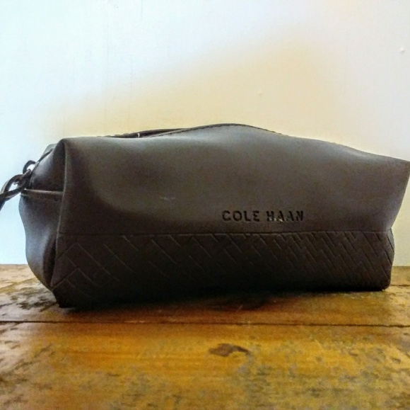 50832570d7e Cole Haan Handbags - Cole Haan for American Airlines Cosmetics Case